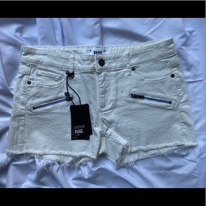 Brans New: PAIGE. Denim Shorts
